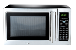"The microwave oven is one of the best examples I can recall of our ceaseless efforts to have the ""instant."""