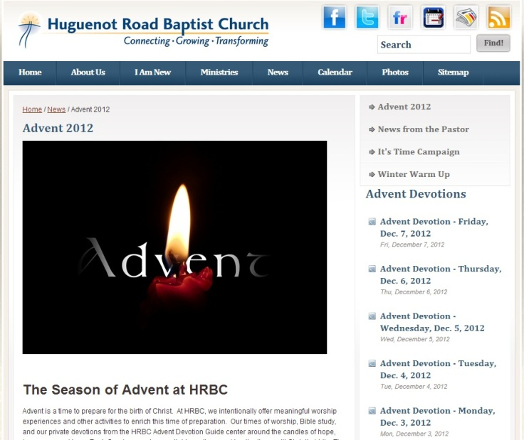 Click on the image to go to HRBC's website.