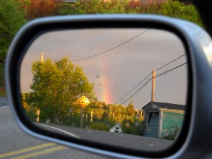 In my rear view mirror 2