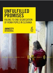 "Amnesty International report, ""Unfulfilled Promises."" (Sept. 2013)"
