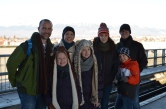 After Christmas we enjoyed a week-long visit by our friends the Normans, who work with CBF in Barcelona. What a fun and refreshing week!